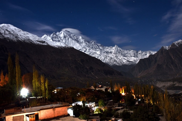 Hunza Valley Honey moon Tour