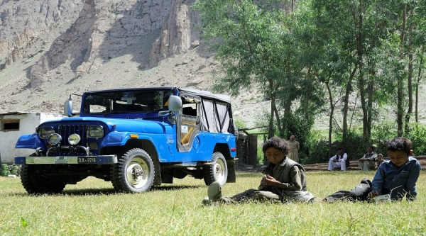 Baltistan Jeep Tour